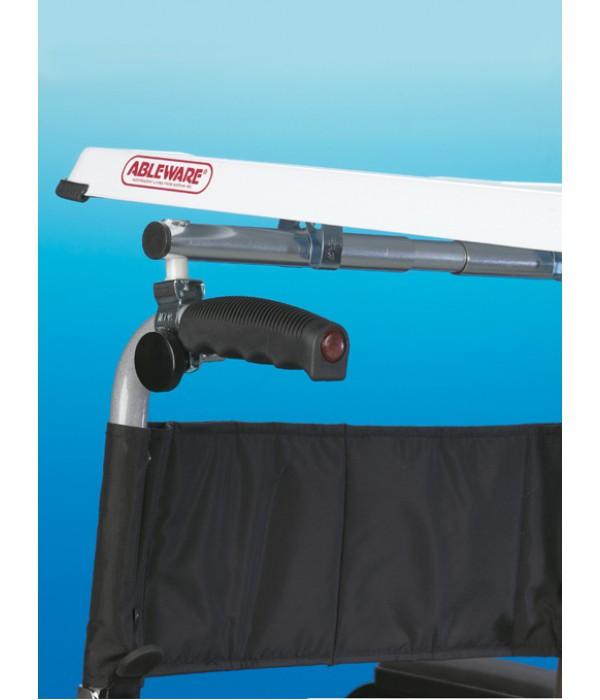 Bandeja lavatório para cadeira de rodas