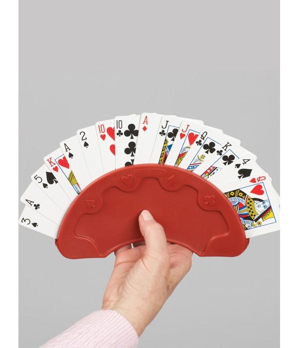 Suporte de cartas de baralho