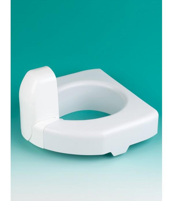 Protetor de respingo sanitário
