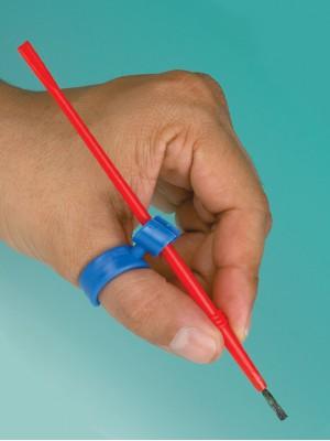 Anel com clipe para caneta - pacote com 3 unidades