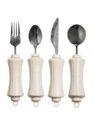 Kit de Talheres (colher, garfo, faca e colher de chá)