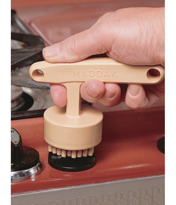 Dispositivo auxiliar para botões giratórios
