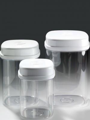 Conjunto de vasilhas abre-fácil