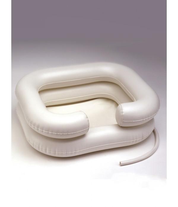 Lavatório inflável