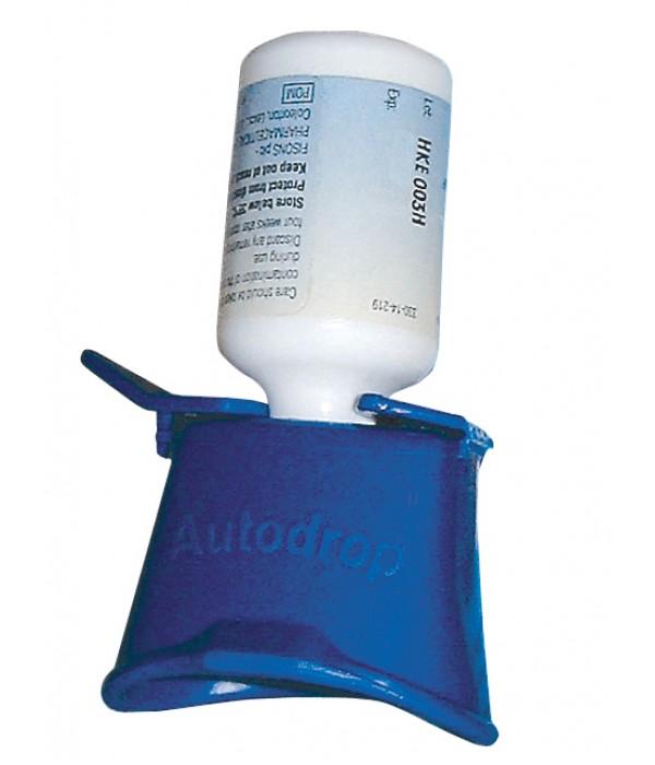 Guia para aplicação de colírio